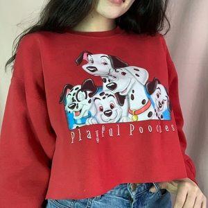 101 Dalmatians Disney sweater